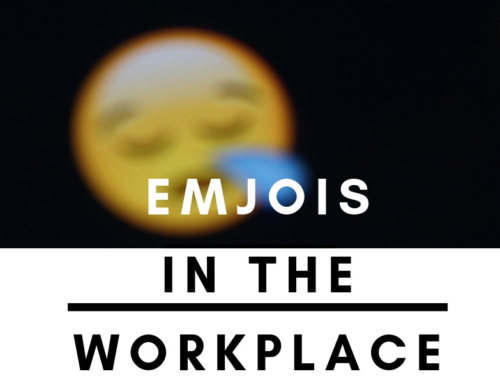 Emojis In The Workplace – now more than ever!
