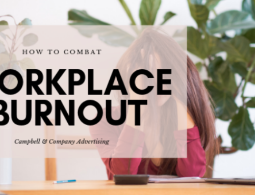 How To Combat Workplace Burnout
