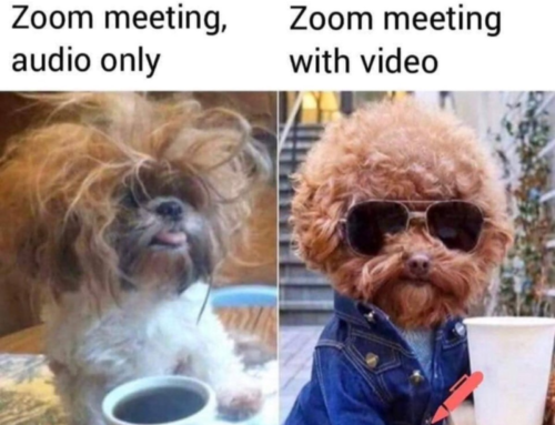 Zoom: The New Way to Communicate in this the strangest of times…